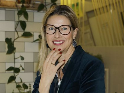 Anne Igartiburu celebra su aniversario más especial