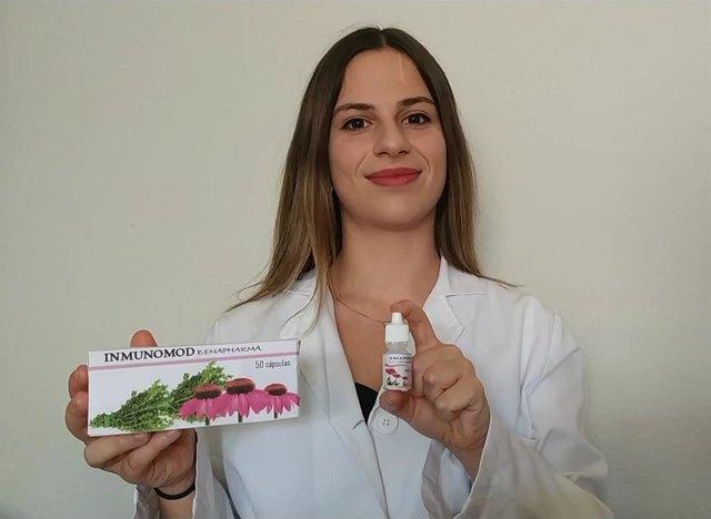 Los VI Premios Aboca han reconocido a un total cinco alumnos de la asignatura de Farmacognosia y Fitoterapia de la Facultad de Farmacia