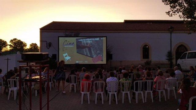 Nota Balance 'Cine En El Pueblo'