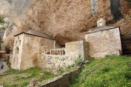 Los Reyes inaugurarán el nuevo espacio expositivo de San Juan de la Peña, dedicado al monasterio y el X Conde de Aranda