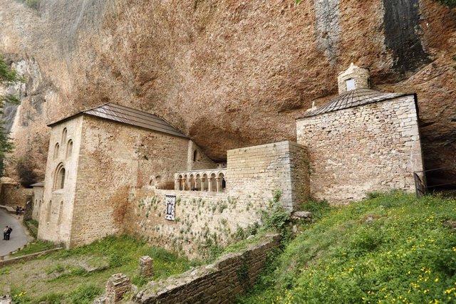 Los Reyes inaugurarán el nuevo espacio expositivo de San Juan de la Peña, dedica