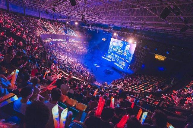 Competición de eSports