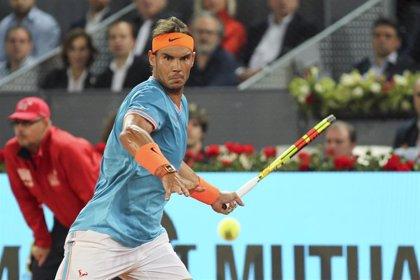 Nadal disputará el Mutua Madrid Open