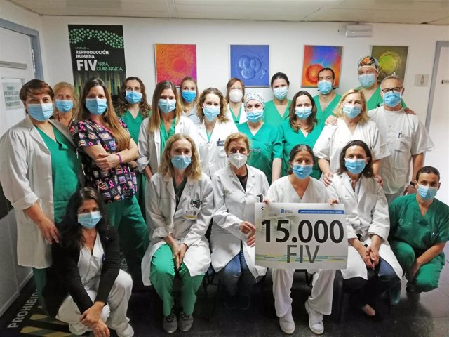 Unidad de Reproducción Humana del Complejo Hospitalario Universitario de Canarias
