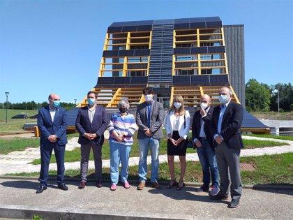 Gesyges aúna en el Parque Científico talento asturiano con su edificio 'Greenspace', ejemplo de sostenibilidad
