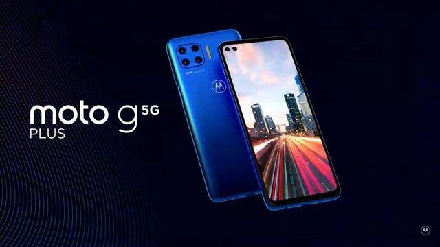 Moto G 5G Plus.