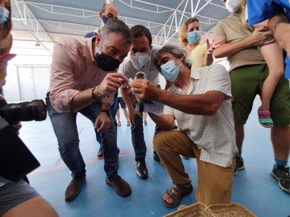 C-LM participa en un proyecto de reintroducción en la región del cernícalo primilla