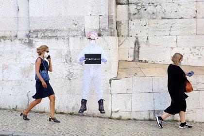 Coronavirus.- Portugal registra 287 nuevos casos y nueve muertes más por la pandemia de COVID-19