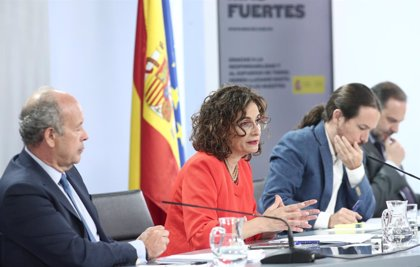 España.- Gobierno presiona al PP para apoyar las propuestas de reconstrucción y PGE y contrapone su postura a la de CEOE