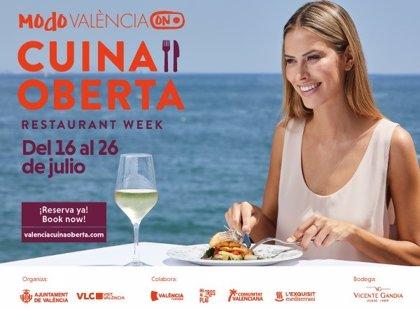 Vuelve València Cuina Oberta en una edición especial verano 2020