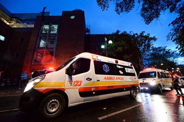 Ambulancia en Colombia