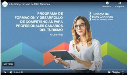 El Gobierno de Canarias lanza más de 40 cursos digitales para profesionales del turismo