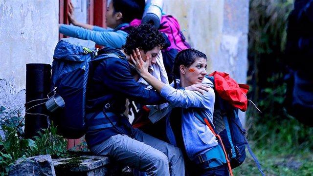 Imagen de Caminantes, la nueva serie de Orange TV