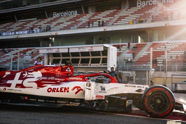 Fórmula 1.- El GP España, declarado 'acontecimiento de interés público' por el G