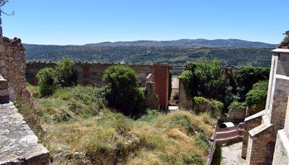 Arrancan las obras de rehabilitación del conjunto del castillo de Morella, que albergará un parador