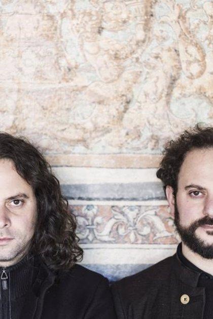 Los hermanos Fahmi y Rami Alqhai llevan sonidos antiguos al Museo de Artes y Costumbres Populares de Sevilla