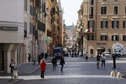 Coronavirus.- Italia suspende los vuelos con Bangladesh ante los casos importados y suma otros 30 muertos en un día
