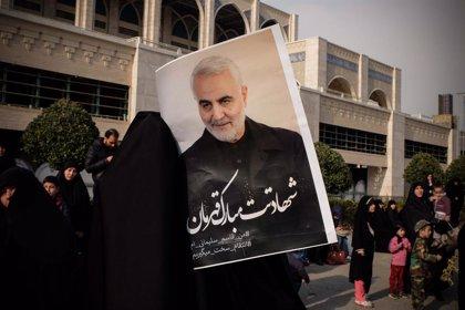 """Irán.- Una relatora de la ONU dice que la muerte de Soleimani en un bombardeo de EEUU fue """"una ejecución arbitraria"""""""