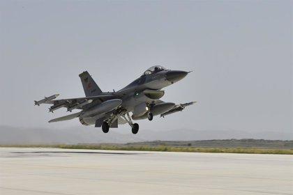 Grecia/Turquía.- Grecia denuncia medio centenar de violaciones de su espacio aéreo por parte de Turquía en un solo día