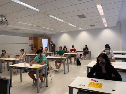Un total de 644 alumnos presentan la declaración autorresponsable para hacer las PAU en Lleida