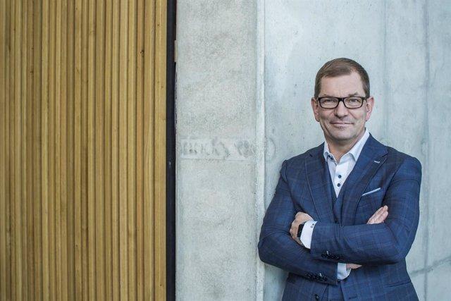 Markus Duesmann, presidente de Audi