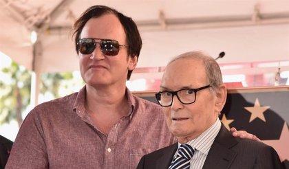 """Quentin Tarantino despide a Ennio Morricone: """"¡Larga vida al Rey!"""""""