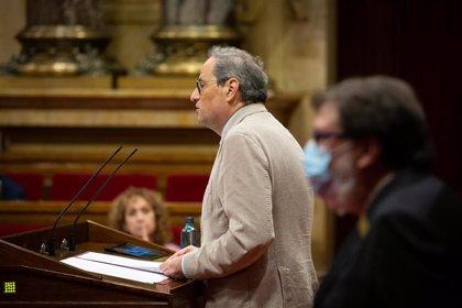 """Torra asegura que el brote de Lleida """"les preocupa"""" pero lo gestionarán con serenidad"""