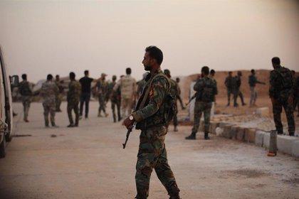 Siria.- Mueren cerca de una decena de soldados en un ataque de Estado Islámico en el centro de Siria