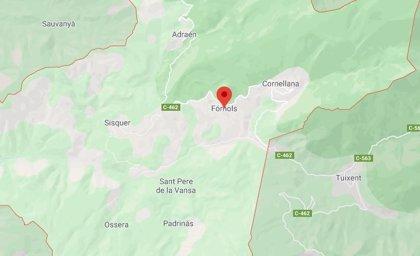 """La empresa del helicóptero accidentado en Lleida deja el caso """"en manos de las autoridades"""""""""""
