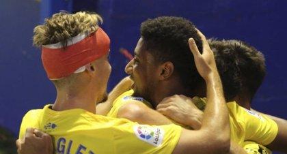 El 'Choco' Lozano acerca al Cádiz a Primera y Mirandés y Fuenlabrada sueñan con el 'playoff'
