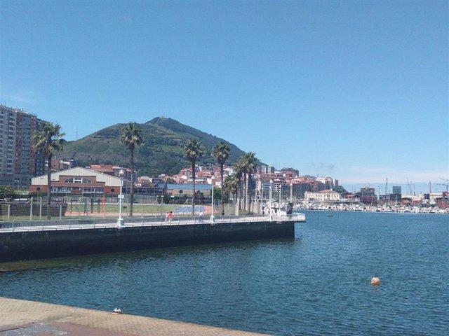 Jornada soleada en Euskadi