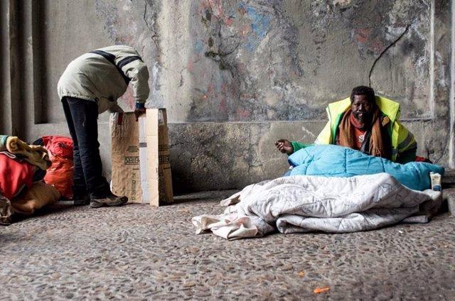 """DDHH.- Acabar con la pobreza para 2030 es un """"sueño"""" que """"se está desvaneciendo"""""""