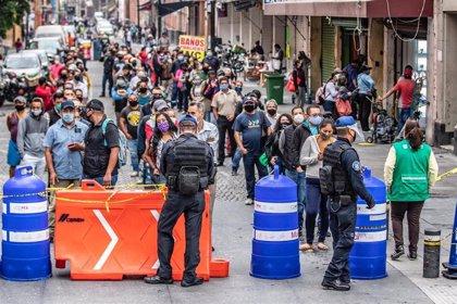 México roza las mil muertes en el último día y ya supera los 32.000 fallecimientos a causa del coronavirus
