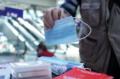 Alemania registra 397 contagios y 12 fallecidos por COVID-19 en 24 horas