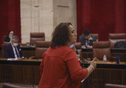 """Aguilera replica a IU que """"la única anomalía"""" es su """"cambio de posición"""" respecto a Adelante Andalucía"""