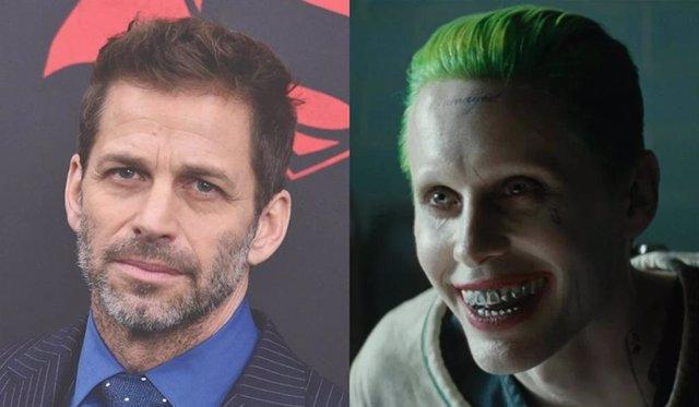 Zack Snyder revela su opinión del Joker de Jared Leto