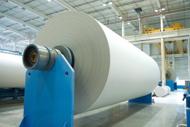 Fábrica de papel
