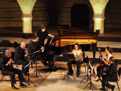 La Orquesta Sinfónica de Baleares vuelve este fin de semana con música francesa al Castillo de Bellver