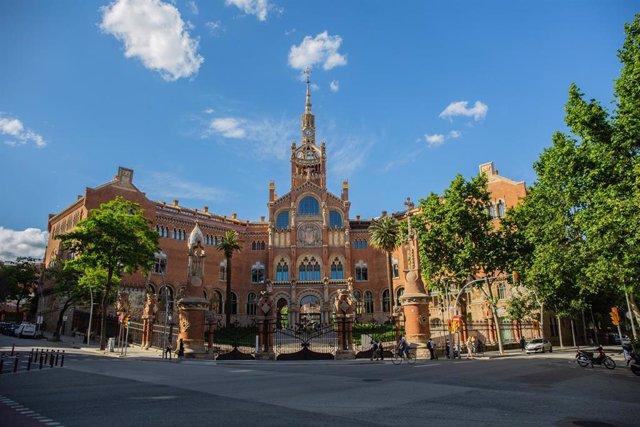 Fundació de la Santa Creu i Sant Pau de Barcelona (Archivo)