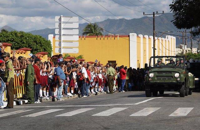 """Coronavirus.- Cuba suspende el """"acto central"""" del 26 de julio por la pandemia de"""
