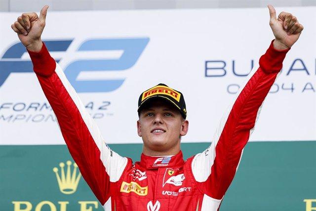 """Fórmula 1.- Mick Schumacher: """"He subordinado todo a estar en la F1, no hay 'plan"""