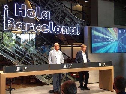 """Seat invertirá 5.000 millones en I+D hasta 2025 para """"asumir"""" nuevos proyectos"""