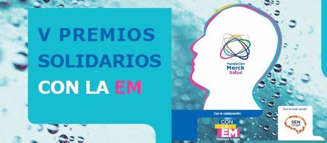 V Edición Premios Solidarios Con la EM