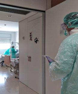 Coronavirus.- El equipo de atención psicosocial de Sant Joan de Déu atiende a 200 personas