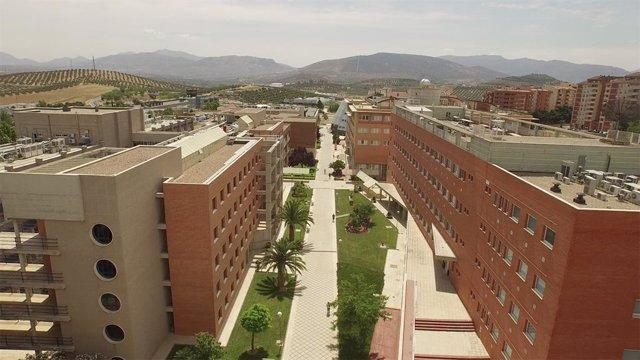 Campus de Las Lagunillas