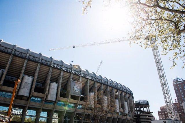 Fútbol.- Delegación de Gobierno montará un dispositivo por si el Real Madrid gan