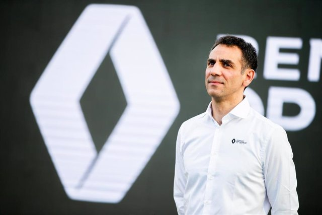 ABITEBOUL Cyril (fr), Managing Director of Renault F1 Team, portrait during the Formula 1 Rolex Australian Grand Prix 2020 from March 13 to 15, 2020 on the Albert Park Grand Prix Circuit, in Melbourne, Australia - Photo Antonin Vincent / DPPI