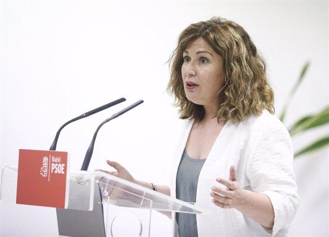 Imagen de recurso de la alcaldesa de Alcorcón, Natalia de Andrés.