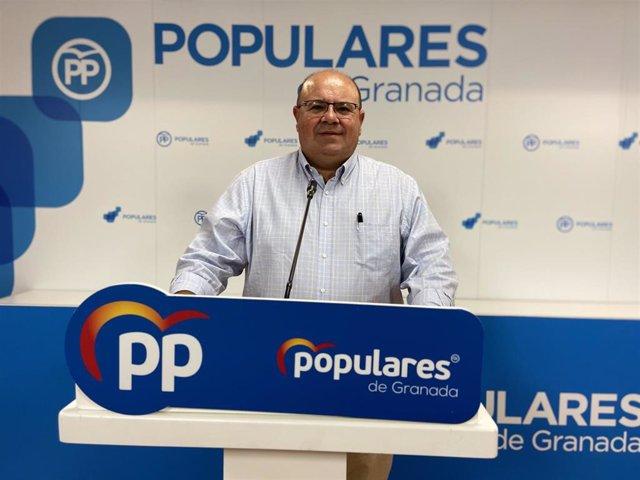 El senador del PP de Granada José Robles
