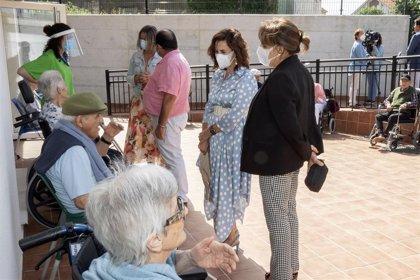 Un total de 16 residentes regresan al CAD de Meruelo tras dejar de ser 'centro Covid'